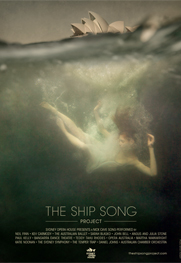 Ship Song Project | Simon Harsent