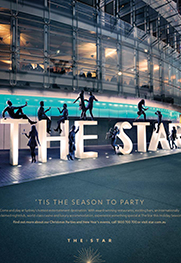 The Star | Ian Butterworth