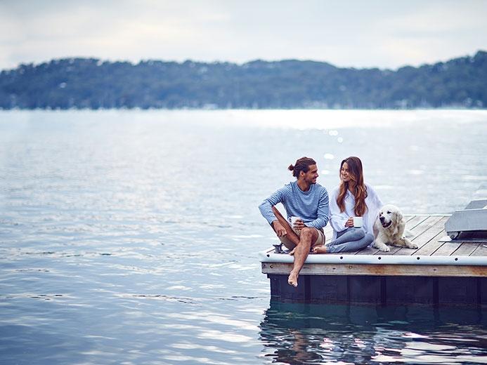 Scotland Island Retreat | Christian Mushenko | Lifestyle Styling | Liz Kavanagh