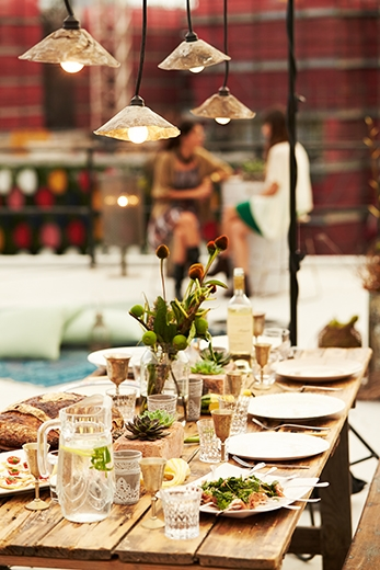 Rooftop Revolution   Nick bowers   Lifestyle Styling   Liz Kavanagh
