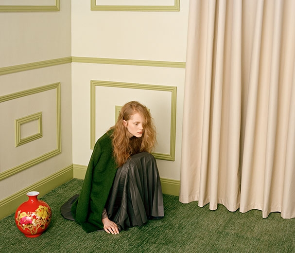Hotel Life | Oyster Magazine | James Tolich | Fashion Styling | Janai Anselmi