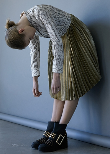 Girls | Pages Digital | Juli Balla | Fashion Styling | Janai Anselmi