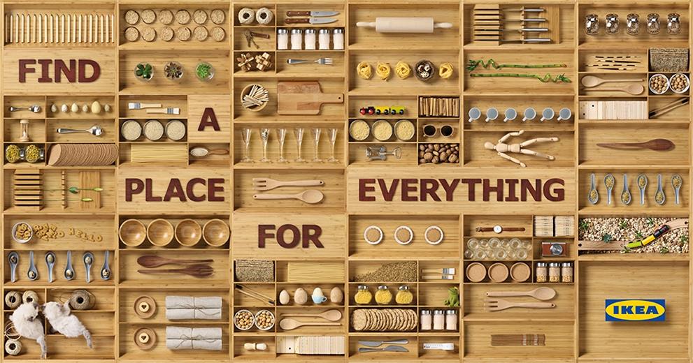 Ikea | Michael Corridore | Jo Ayling | Still Life Styling