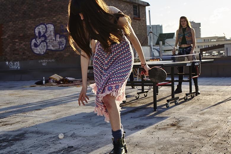 Rooftop Kids | Tomasz Machnik | Lifestyle Styling | Janai Anselmi