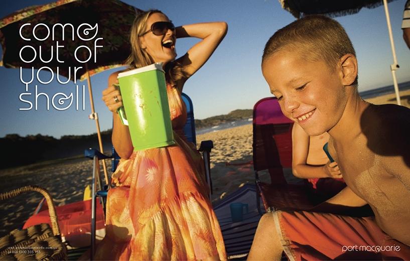 Port Macquarie Tourism | Adrian Brown | Lifestyle Styling | Janai Anselmi