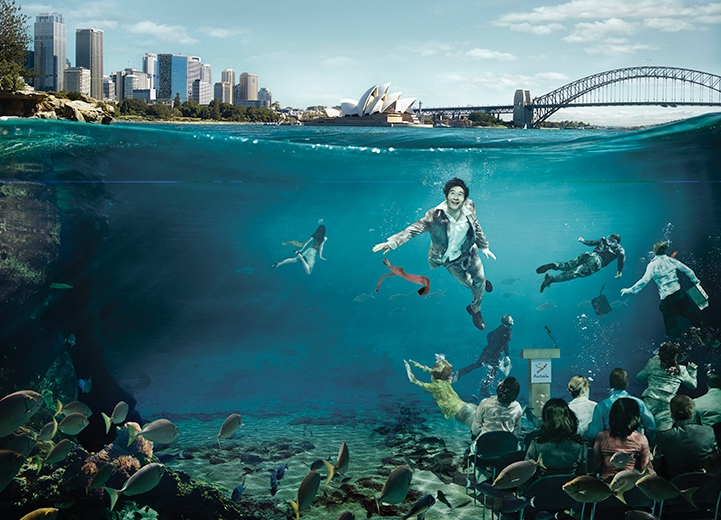Tourism Australia | Ian Butterworth | Advertising Styling | Janai Anselmi