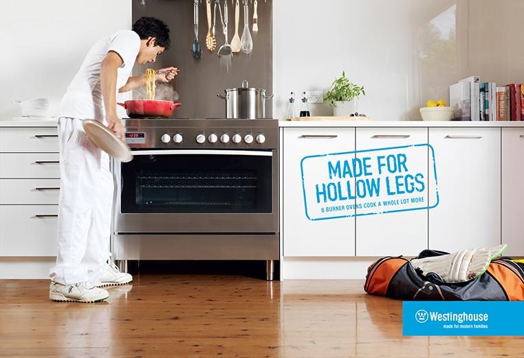 Westinghouse Appliances | Nick Bowers | Lifestyle Styling | Janai Anselmi