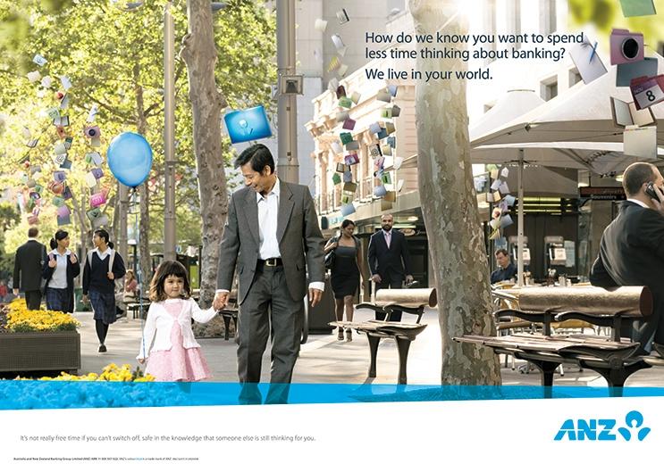 ANZ Bank | Toby Burrows | Lifestyle Styling | Janai Anselmi