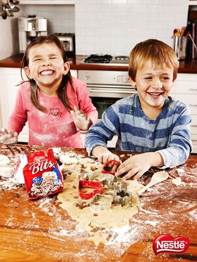 Nestle | Nick Bowers | Lifestyle Styling | Jo Ayling